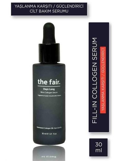 The Fair the fair. Days Long Fill-in Collagen Serum 30 ml Renksiz